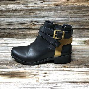 BCBGeneration Krew Almond Toe Ankle Fashion Women